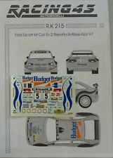 1/43 Ford Escort KitCar Evo II Rally Antibes Repetto Kit