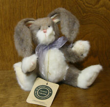 """Boyds Plush #573701-06 STERLING HOPSWELL , NEW/tag From Retail Store, 8"""" Rabbit"""