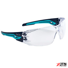 Bolle Silex SILEXPSI Safety Glasses Clear Lenses