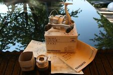 Shimano Aero Stradic 2000 OVP Japan Matchrute Feederrute Futterkorb Schnur Haken