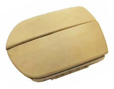 Fits 07-13 Acura MDX Beige Vinyl Leather Center Console Lid Armrest Cover