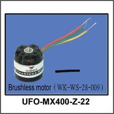 UFU-MX400-Z-22 Brushless Motor