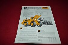Caterpillar 988B Wheel Loader Log Loader Dealers Brochure DCPA8 ver2