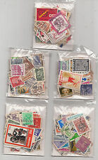 100 DIFFERENT WORLDWIDE MIXED SMALL STAMPS {PACKET ITEM}~USED [130+SOLD ALREADY]