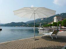 Maffei ombrellone rotondo Fibrasol Art.175 bianco poliestere d.300cm