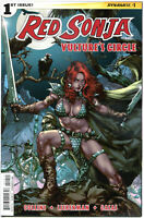 RED SONJA Vulture's Circle #1 A, NM-, She-Devil, Anacleto, 2015,more RS in store