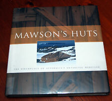 Mawson's hut - The birthplace of Australia's Antarctic heritage