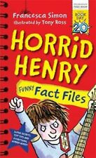 Horrid Henry Funny Fact Files: World Book Day 2017 By Francesca Simon, Tony Ros