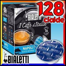 128 Capsule caffè BIALETTI NAPOLI cialde Mokespresso alluminio espresso Mokona