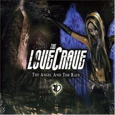 THE LOVECRAVE The Angel And The Rain CD Digipack 2006