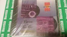 Los Ovnis,Frankie y Los Matadores,Los Freddys,Los Babys Varios a Go Go CD New Se