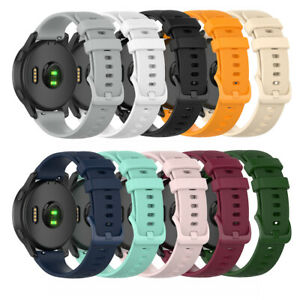 Replacement Watch Strap Universal Silicone For Huawei Watch GT2 Honor Magic