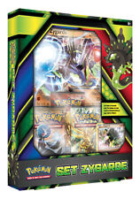 Box Pokemon SET ZYGARDE + Carta Gigante + 3 Buste IN ITALIANO