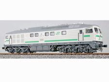 ESU 31167 Diesellok BR 232 ITL W 232-09 DC/AC Digital Sound H0
