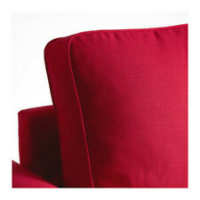 + New IKEA cover for Backabro 3 seat sofa bed Red