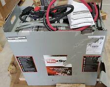 New Enersys 24v Volt Forklift Battery 372 Ah Non Spillable Manufactured 122019