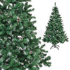 Weihnachtsbaum künstlich Tannenbaum Christbaum künstlicher Grün 180 cm