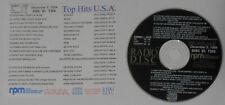 Eagles, Basia, Huey Lewis, Rolling Stones, Pearl Jam, REM - U.S. promo cd