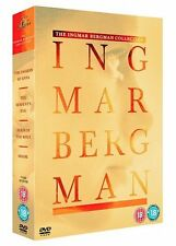 Ingmar Bergman Collection [DVD]: Liv Ullmann; Max von Sydow; Bibi Andersson