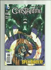 CONSTANTINE . The New 52.  . # 13. DC COMICS .