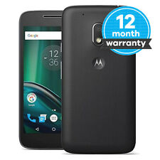 Motorola MOTO G4 Play - 8GB - Black (Unlocked) Smartphone