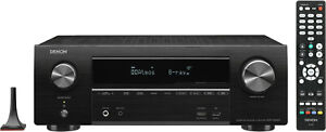 Denon AVR-X1600H DAB / AV-Receiver - NEW!
