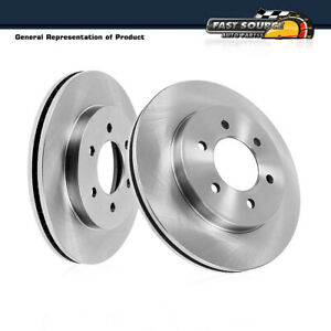 Front Brake Disc Rotors For Chevy Traverse Buick Enclave Acadia Saturn Outlook