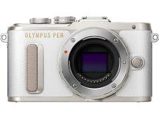 Olympus PEN E-PL8 Mirrorless Micro Four Thirds Digital Camera(White) - Body Only