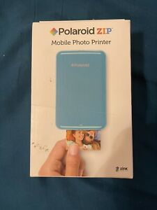 Polaroid Zip POLMP01 Zink Mobile Printer - Blue