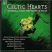 Celtic Hearts, Various Artists, Very Good Box set