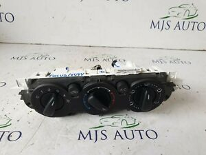 FORD FOCUS MK2 2005 to 2008 HEATER CLIMATE CONTROL PANEL SWITCH