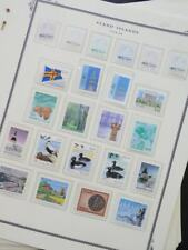 EDW1949SELL : ALAND Beautiful all VF MNH collection virtually complete 1984-2013