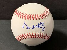 Don Mattingly New York Yankees Autographed Signed MLB Baseball z