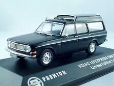 Volvo 145 Express    1969  schwarz    /  Triple 9 Premium   1:43