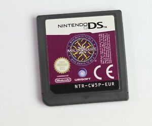 Who Wants to be a Millionaire Nintendo DS Cartridge Only