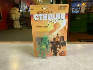 """Warpo Legends of Cthulhu THE SPAWN OF CTHULHU 4"""" Inch 1:18th 3.75 Figure MOC"""