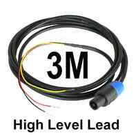 3M Neutrik Speakon High Level Lead for REL & MJ Subwoofer