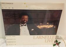 LARNELLE LIVE WITH THE BROOKLYN TABERNACLE CHOIR VYNIL NEW SEALED