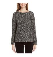 NWT Buffalo David Bitton Ladies' Textured Sweater - Black - XXL