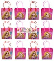 Rapunzel Tangled Goody Bags, Party Favor Goodie Bags Gift Bags Birthday Party