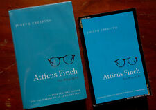 Joseph Crespino Atticus Finch The Biography first printing + proof copy