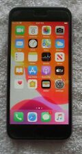 EXCELLENT CONDITION BLACK APPLE iPHONE 6S A1688 UNLOCKED 4G 32GB SMART PHONE