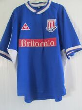 "Stoke City 2007-2008 Away Football Shirt Size 46""-48"" /43853"