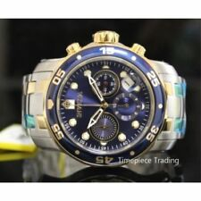 Relojes de pulsera fecha Blue de acero inoxidable