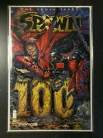 SPAWN ISSUE #100 Near Mint to NM+ Low Print Run - TODD MCFARLANE VARIANT Cover