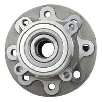 Wheel Hub Bearing Assembly Front Left/Right for 1994-1999 Dodge Ram 2500 4WD 4X4