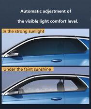 Photochromic Film Car Window Tint VLT 69%~25% Blue to Black Solar Film Auto Home