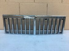 1983-1987 MERCURY GRAND MARQUIS FRONT GRILL