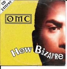 CD SINGLE 2 TITRES--OMC--HOW BIZARRE--1995
