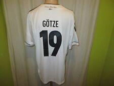"""Deutschland """"DFB"""" Adidas Europameisterschaft Trikot 2012 + Nr.19 Götze Gr.XL"""